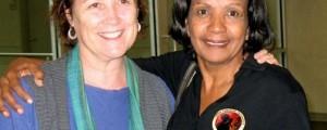 Anne Kelly & Maria