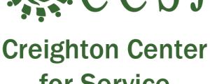 Creighton CCSJ logo
