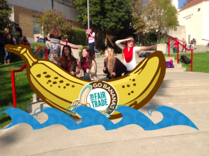 St Mary's College High School with some smooth banana sailin'!