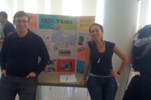 Second  fair trade ice cream social!