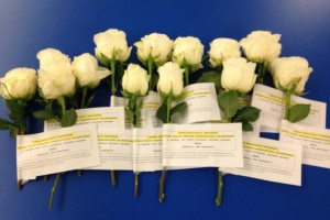Our Fair Trade Roses Campaign