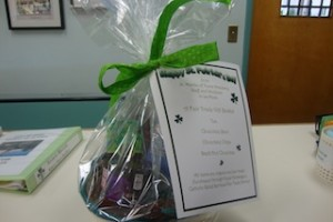 Fair Trade St. Patrick's Gift Basket