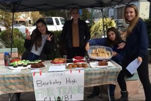 4th Street Informational Bake Sale