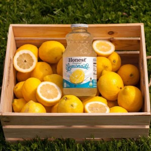 The Honest brand uses Fair Trade sugar in their bottled teas and lemonade.
