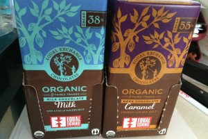 Fair Trade chocolate for sale