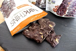 Bark Thins Dark Chocolate Pumpkin