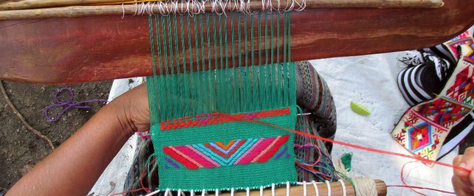 Blog banner - Mayan Hands