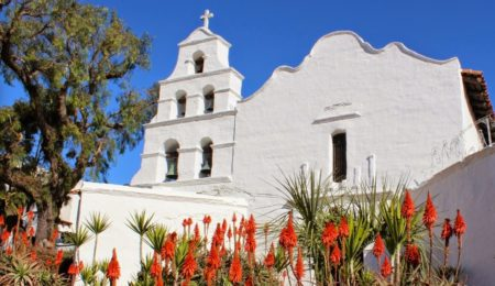 Mission de Alcala San Diego #1