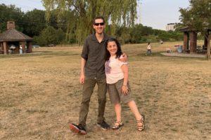 Adam and Kim