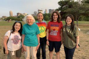 Fair Trade Minneapolis: Kim, Barbara, Karen, Laura, & Geen, July 12, 2021